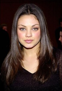 How To Apply Brown Eyeshadow Mila Kunis