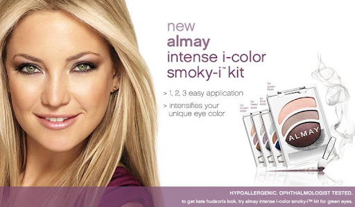 Almay Intense i-Color Smoky i-Kit
