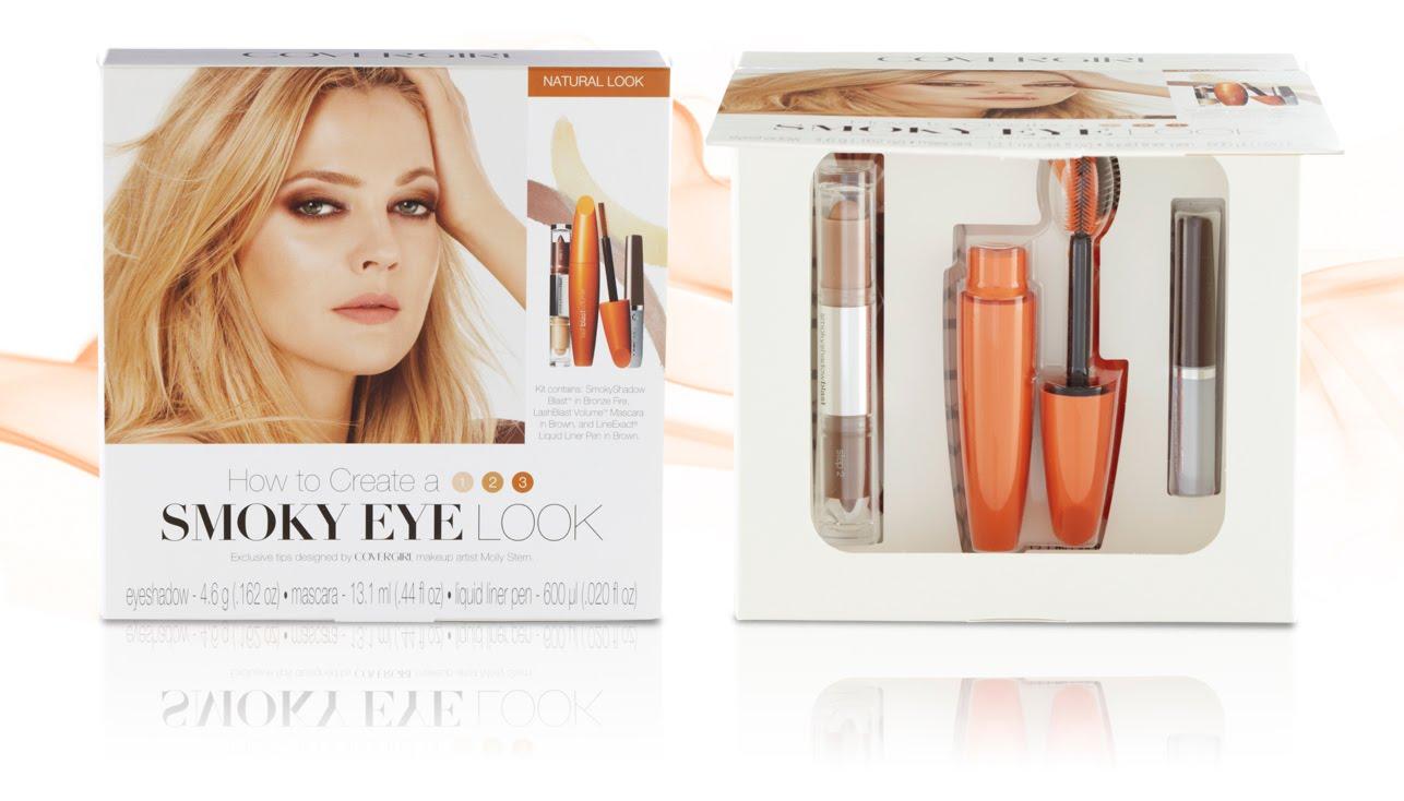 Cover Girl Smoky Eye Kit Natural Look