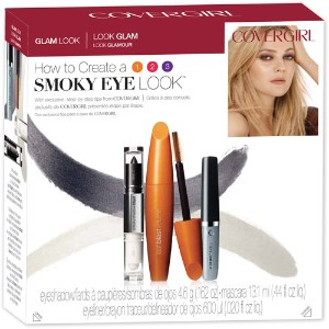 CoverGirl Smokey Eye Kit Glamorous Look