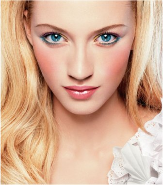 Eyeshadow for Blue Eyes and Fair Skin
